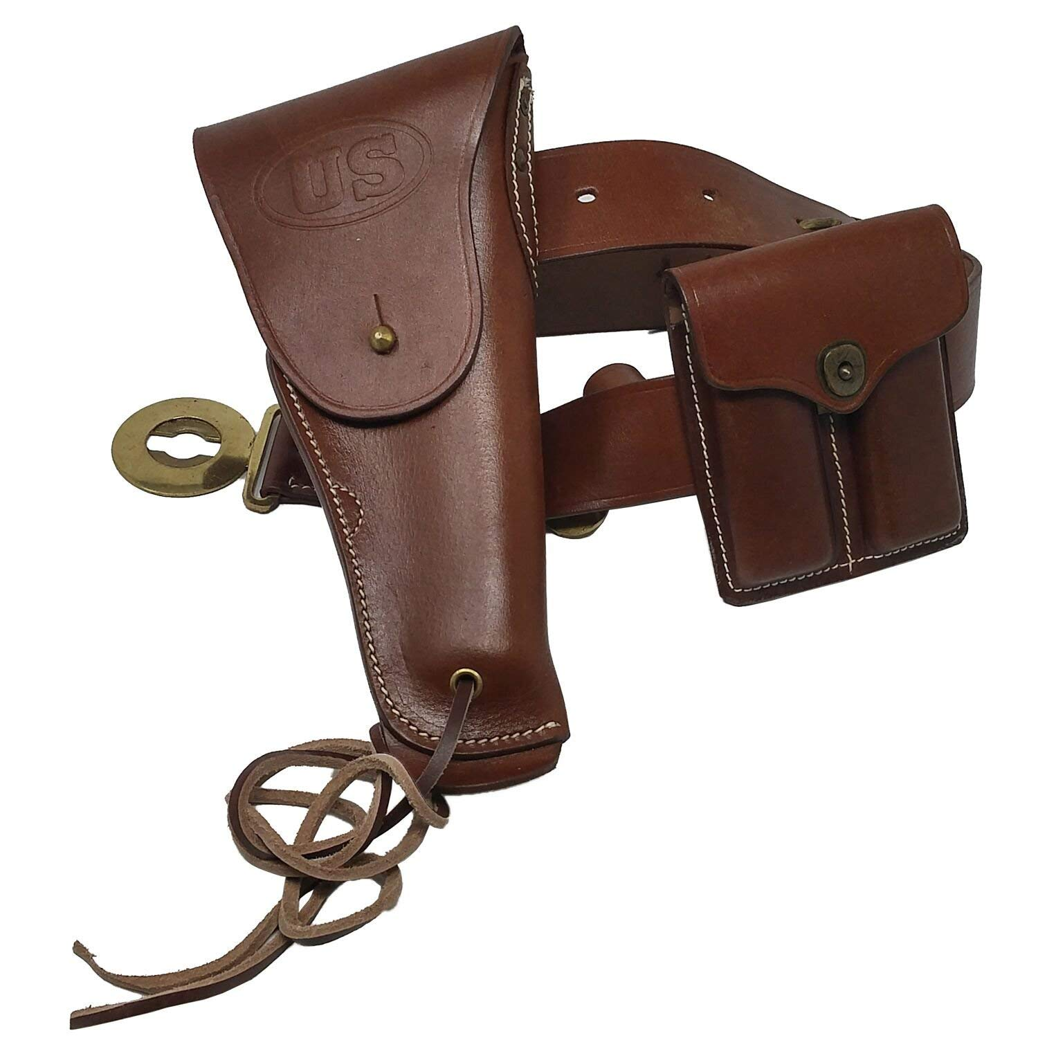 Buy U S  WWII M3  45 1911 Pistol Leather Shoulder Holster