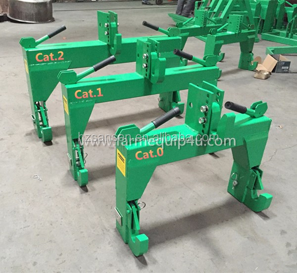 Tractor 3point Linkage Quick Hitch Category One Quick