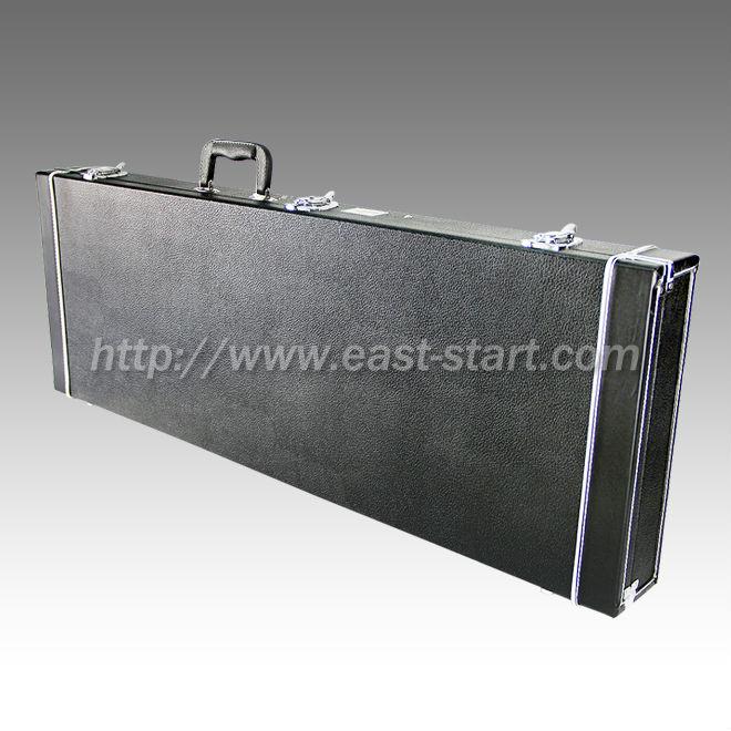 Squared Electric Guitar Hard Case