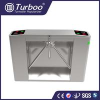 Access control card swipe tripod turnstile /access control security doors