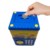 2019 ABS Plastic Mini ATM Coin Bank Kid Toy Piggy Bank Money Safe Box With LED Light Music Song Electronic Sound Changeable Code