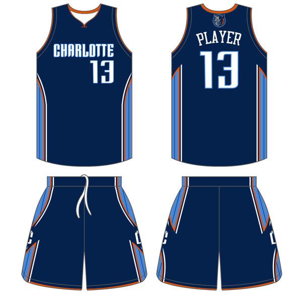 Cheap Custom Made Basketball Jerseys Uniform Sky And Dark