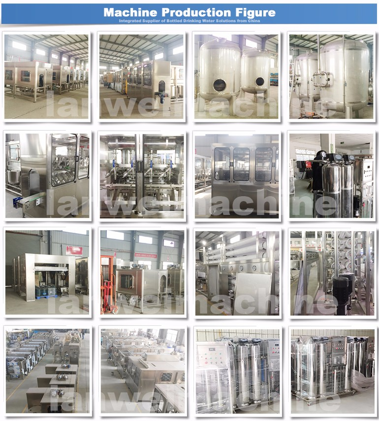 Reverse Osmosis System Water Purification Machine Drinking Water Treatment Machine RO-12000L/H