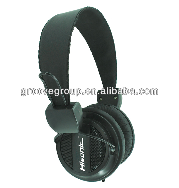 headphone for PC, high quality Skype headphone, headset with mic