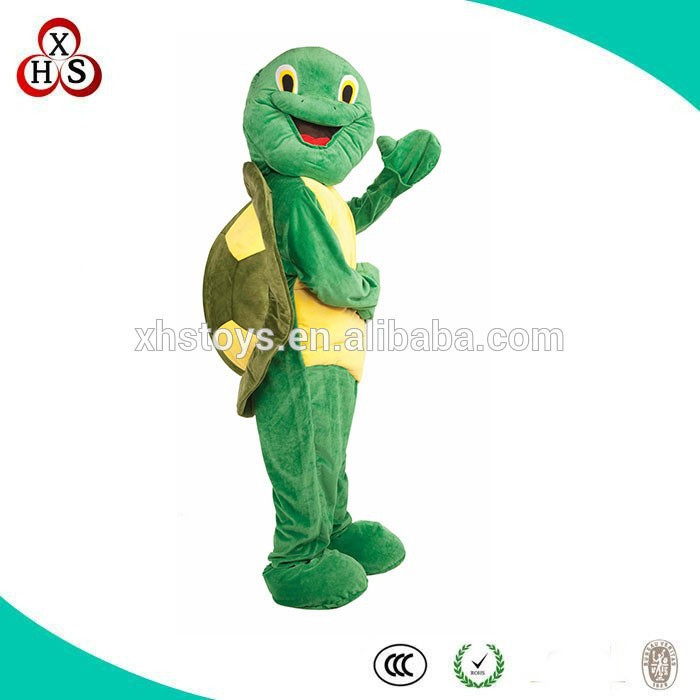 2015 plush animal costume turtle tortoise cothes for children