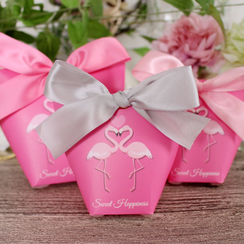 Pink Favor Boxes, Pink Favor Boxes Suppliers and Manufacturers at ...
