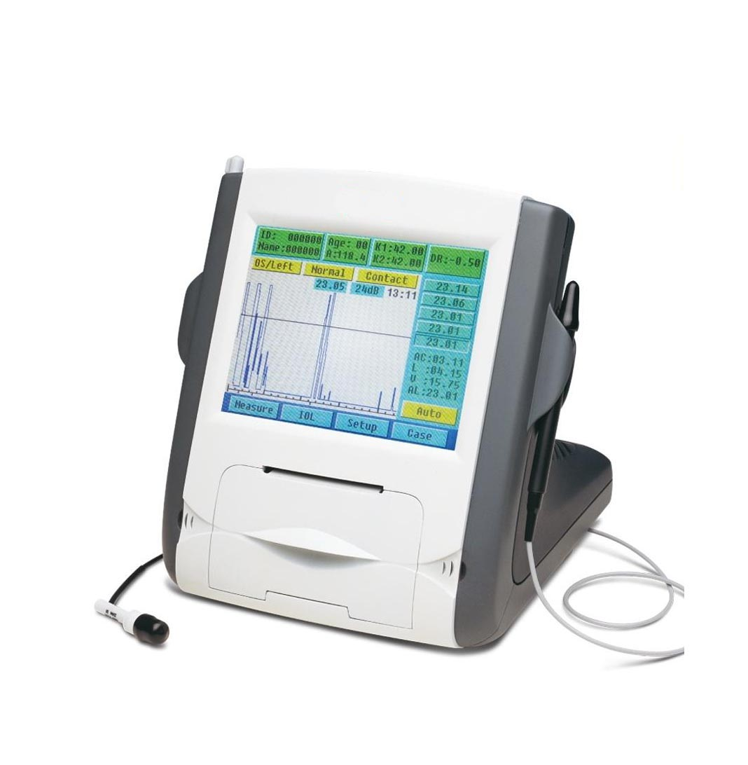 HE-1000AP China ophthalmic  ultrasound scanner pachymeter biometer Ophthalmic AP scan