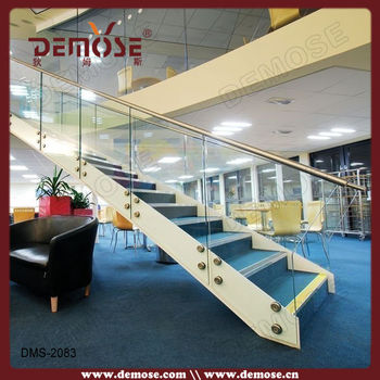Iron Railing Staircase Supplies | Indoor Rubber Stair Treads