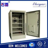 IP55 SS enclosure/SK-253 waterproof outdoor telecom rack/metal enclosure electronics