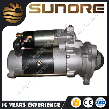 Excavator Engine Parts 6m60 6m80 6m70 Starting Motor For M009t60971 Me180049 181003411 Motor Parts Buy Excavator Engine Parts 6m60 6m70 Starting