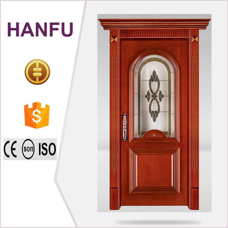 Venta al por mayor puertas para entrada principal casas for Diseno de puertas de madera para entrada principal