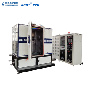Automatic multi-arc ion sputtering coating machine/Metal/glass/plastic vacuum coatig machine