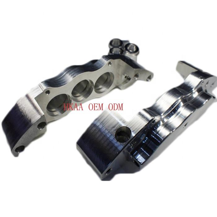 custom billet cnc machined 6061 aluminum engine sensor