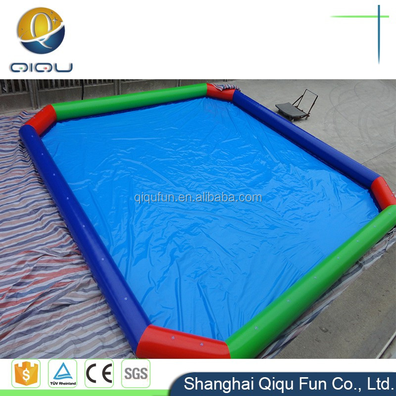 Above Ground Kids Inflatable Pool Big Blow Up Swimming Pools
