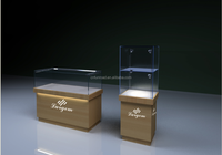 retail jewelry store display showcase idea