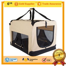 Travel Floder Dog Carriers Soft Pet Carrier bag