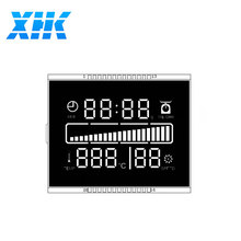 Electronic components & supplies custom lcd display strips price tag
