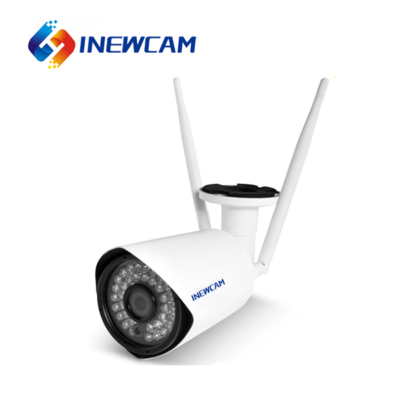 2 Megapixel CCTV Security Wireless Wifi IP Outdoor Camera