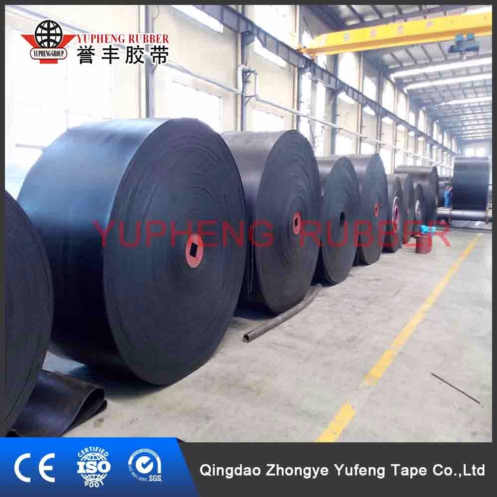Conveying Gravel Rubber Agricultural Conveyor Belts
