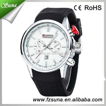 Brand Orlando Curren Quartz Watches Men Business Five Colors Luxury Watches  Man Male Relogio Masculino Clock - Buy Relogio Masculino,Male Relogio