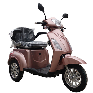 factory price single seat 3 wheel mobility scooter for elderly with EEC/COC