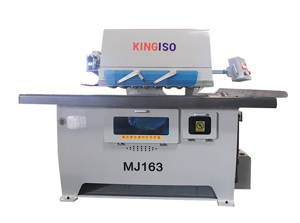 MJ163 single rip saw machine wood multiple blade saw woodworking machine