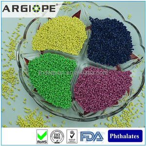 plastic raw materials prices Good Dispersion PE PP ABS color master batch hs code