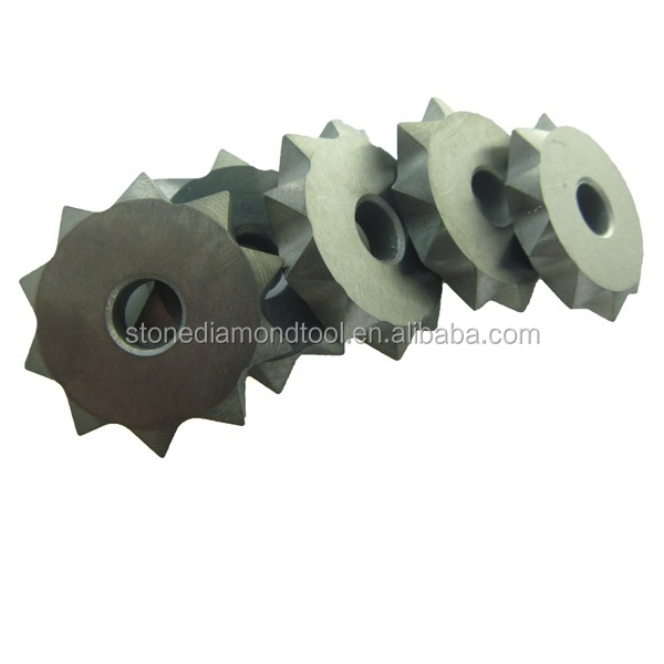 Tungsten Carbide Bush Hammer Roller Spare Parts for Roller