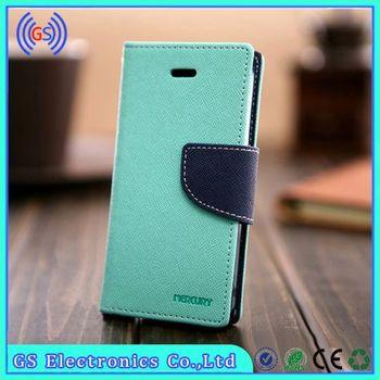 Fashion Flip Wallet Leather Case Cover For Nokia Lumia 535 Mercury ...