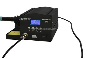 150W solder station Rework Soldering station Hot air gun station Iron