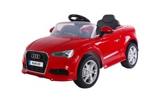 R/C Licensed Audi A3 2.4G Wireless Remote Control Kid Ride On Car