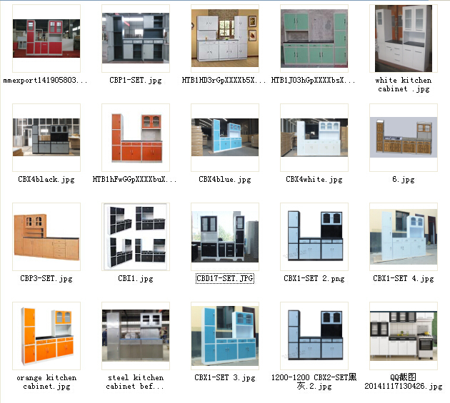 Modern kitchen cabinets direct from china modern blcak for China kitchen cabinets direct