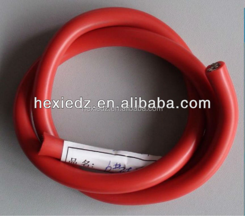 5AWG Flexible Silicone wire with tinned copper for RC hobby