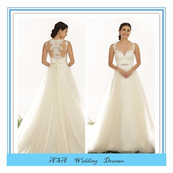 Wedding Dress For Pregnant
