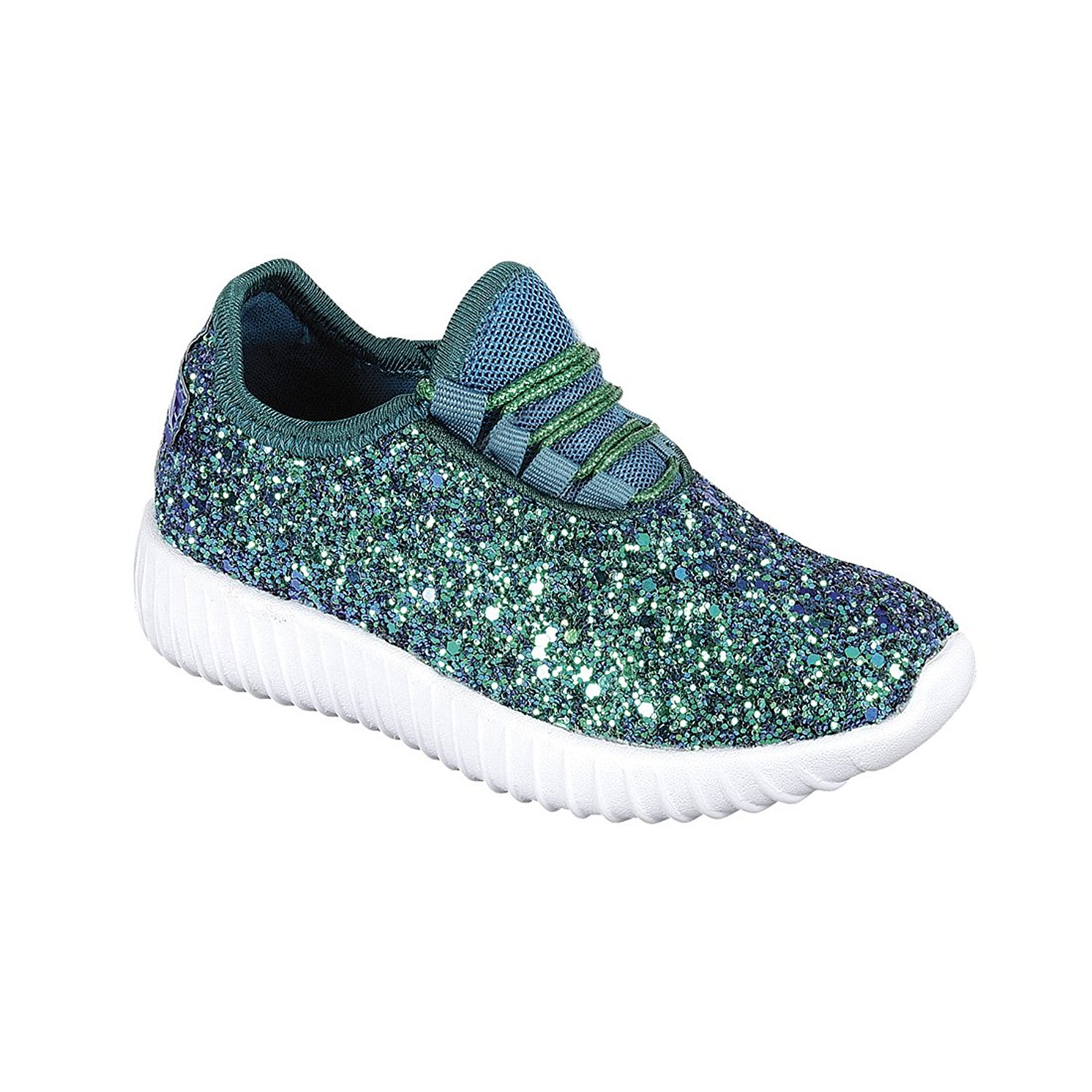 21d4f93674d9 Forever Link Women's Remy-18 Glitter Sneakers | Fashion Sneakers | Sparkly  Shoes For Women