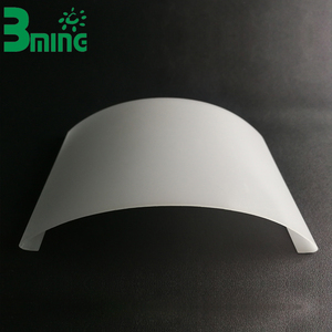 Home Lighting Hotel Lighting Covers Led Plastic Extrusions Light Diffuser