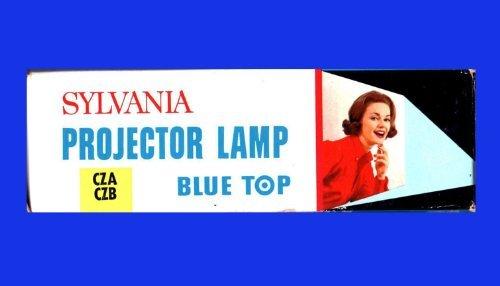 Sylvania CZA / CZB Projector Lamp Light Bulb