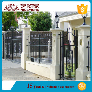 new design of modern main gate designs,boundary wall gates,backyard