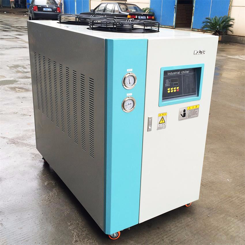 Air and cooled water chiller 20 ton