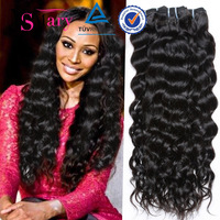 Aliexpress Brazilian Hair Extensions Cheap 100% Remy Water Wave Brazilian Hair Weave