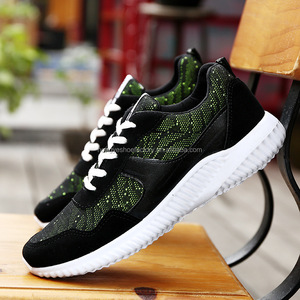 Cheap price customize OEM ODM women trainer athletic shoes unisex sport shoes