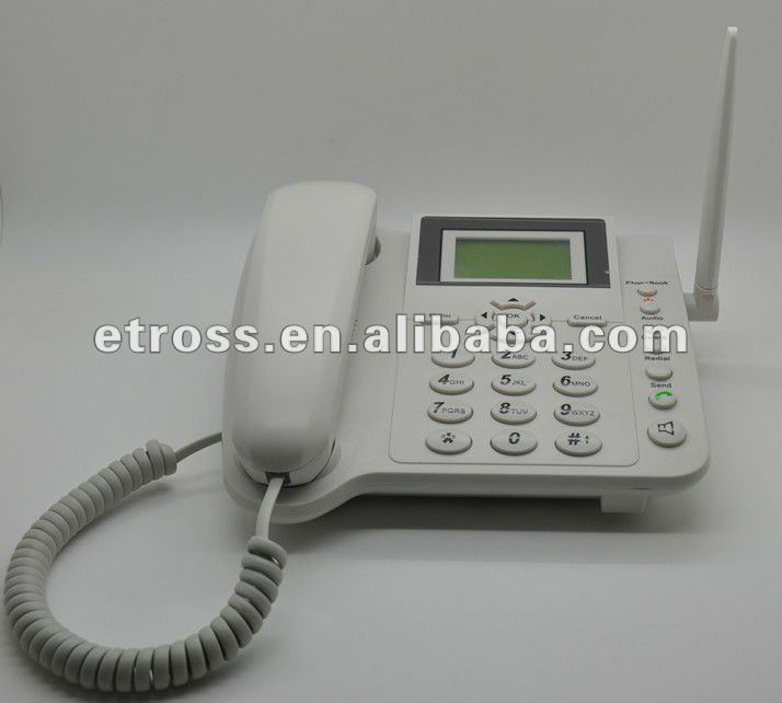 GSM Phone / GSM FWP / GSM Fixed Cordless Phone