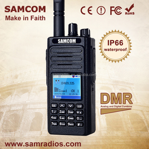 SAMCOM DP-20 FCC approval Dmr Digital Two Way Radio