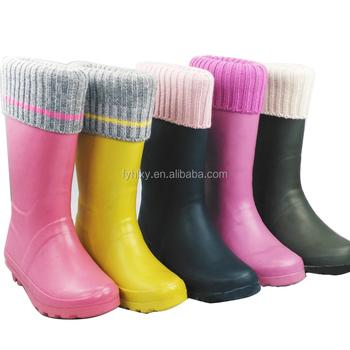 Winter Shoes Design Rubber Cowboy Rain Boots Wholesale Winter Boots Girls  In Rubber Boots , Buy Girls In Rubber Boots,Winter Boots,Rubber Cowboy Rain