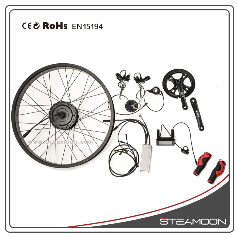Reliable quality electric bicycle conversion kit brand wheel