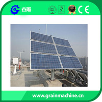 High Quality Solar Focus Tracking System PVT01 1.5KW Dual Shaft