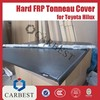 High Quality Toyota Hilux Double Cab 4x4 Vigo Bed Cover 5' Bed 2005-2014