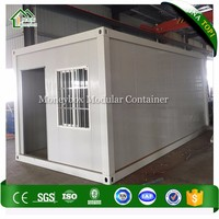 China Manufacturer Prefab Houses Movable Partition For Ware House