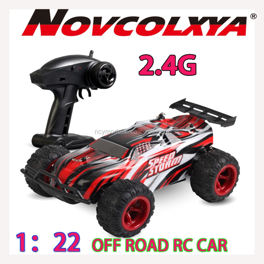 1:22 rc racing car off road high speed car with 2.4g remote control