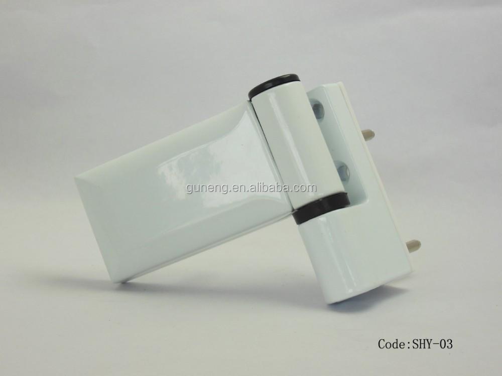 Top qualit porte charni re couvercle en plastique porte for Charniere porte de douche